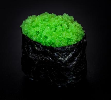 Masago green